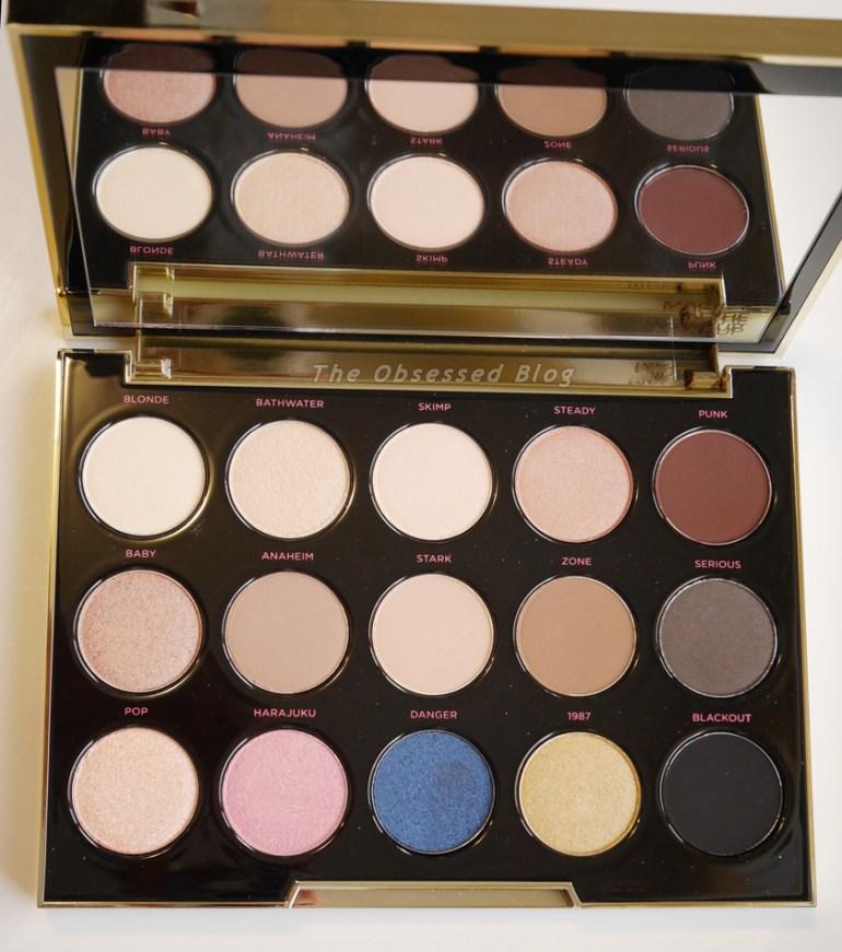 UD Gwen Stefani Shadow palette artif