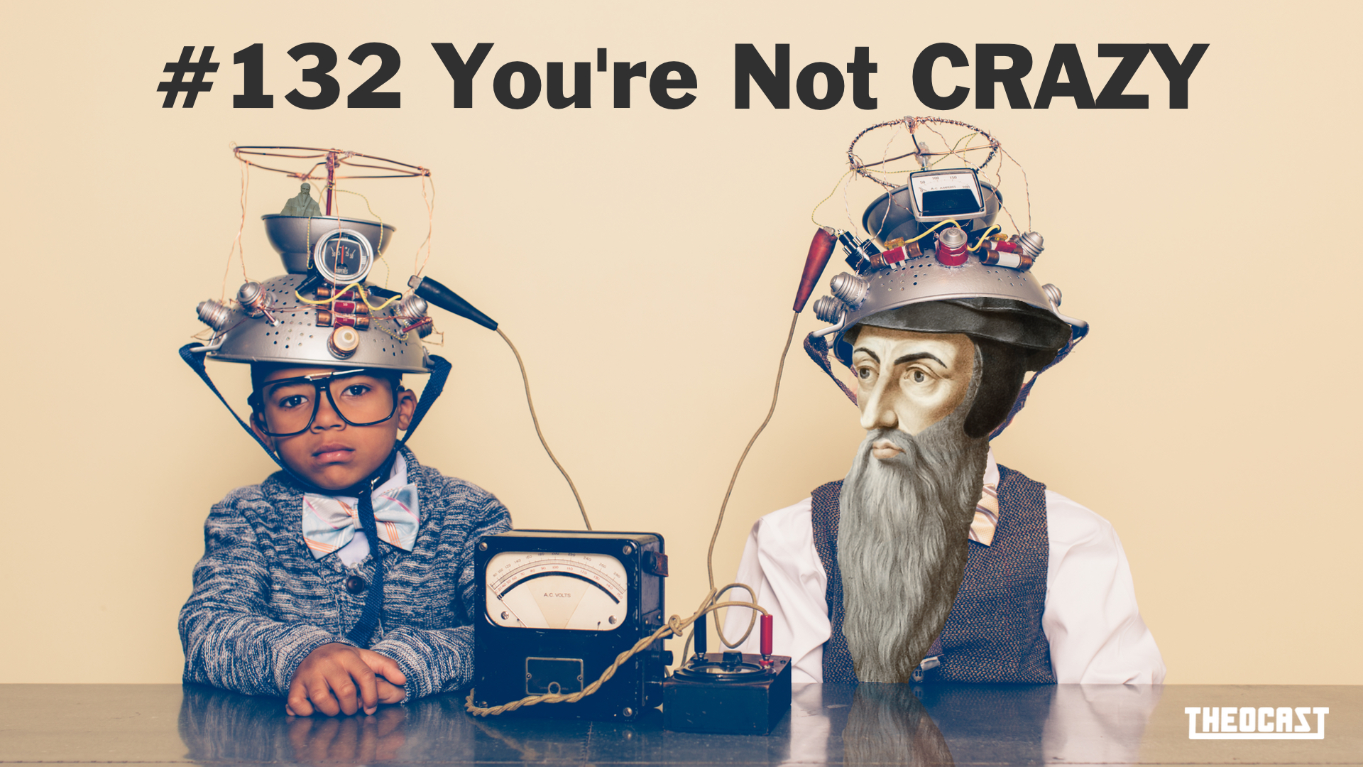 #132 You're Not Crazy Revisited