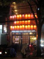 stacks of lanterns