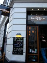 The Living Room Cafe, one of our favorites in Copenhagen