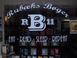 Eat, Read, Sleep, Repeat aka the Good Life