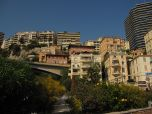 Le Rocher district, Monaco