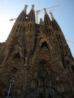 La Sagrada Familia, Nativity Facade