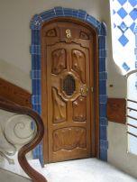 Beautiful doors to each floor