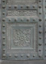 Door to the Pantheon