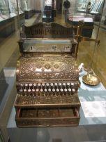 Amazing old cash register