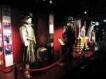 Costumes for productions at the Globe