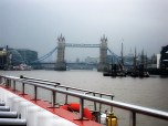 Tower Bridge from our Boat