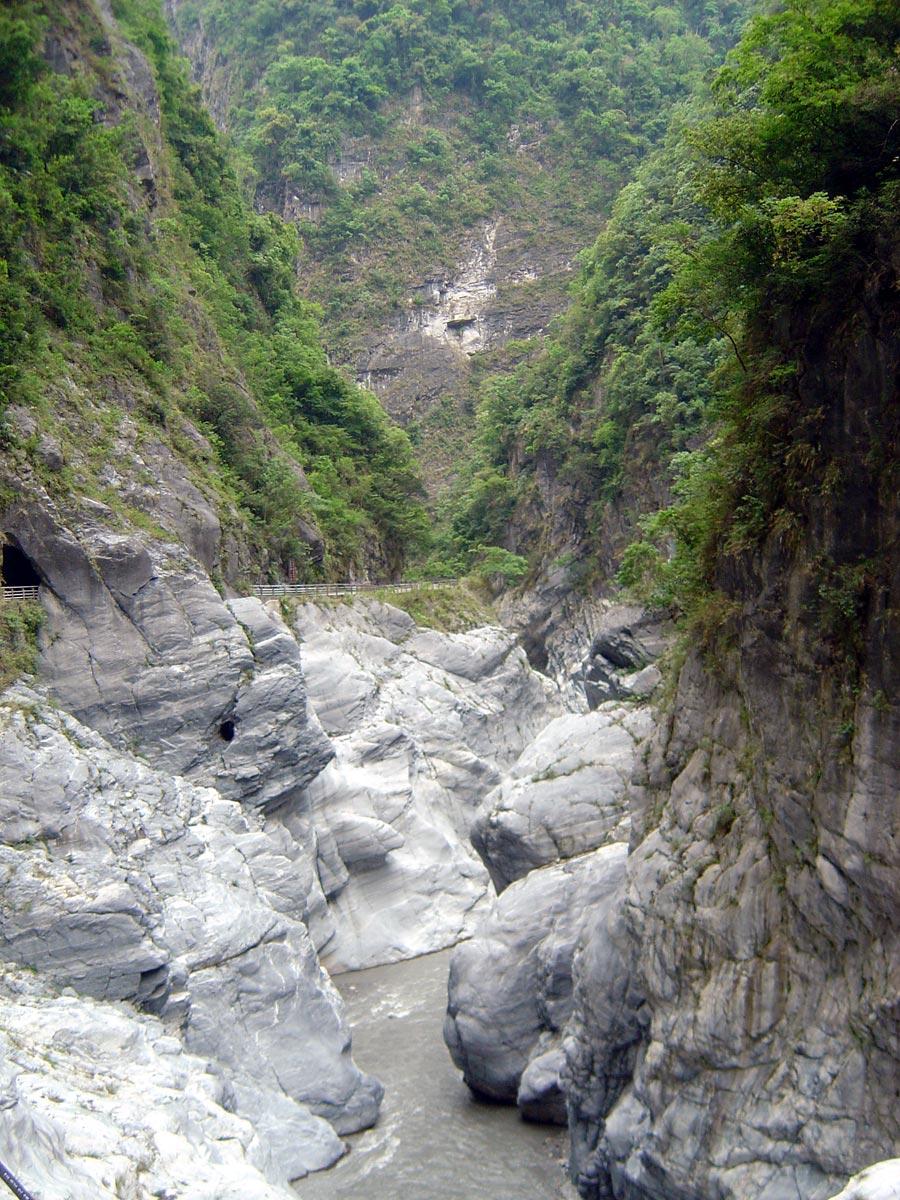 Hualien Taroko Jiuqudong Valley