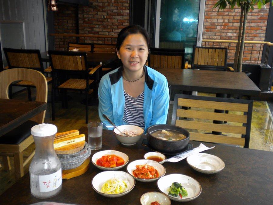 Seoul Itaewon Galbitang Me