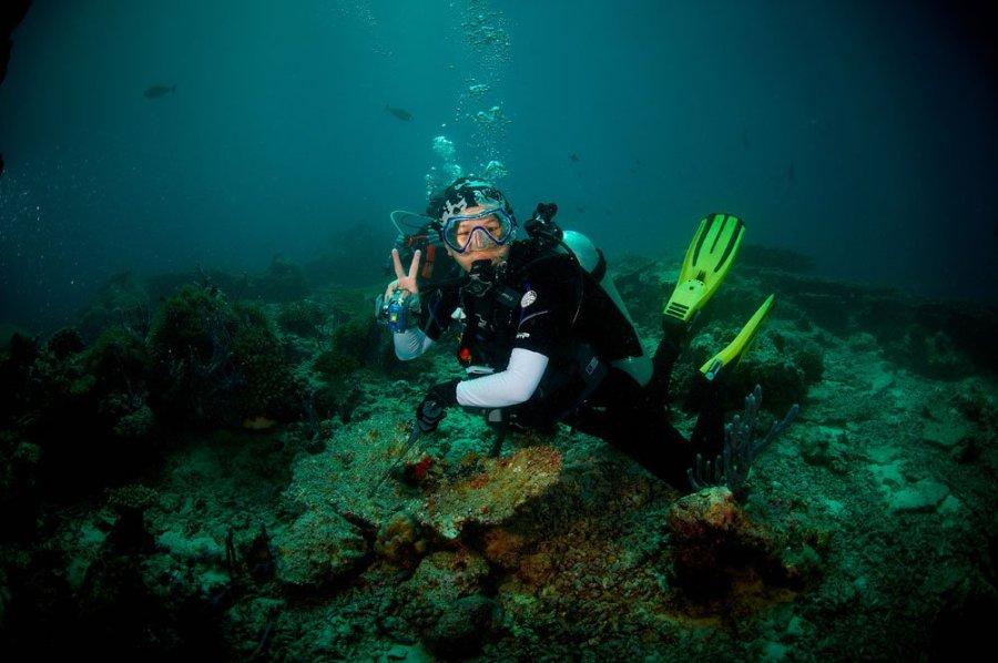 Maldives Diving LOB Me GlennYongPhotog