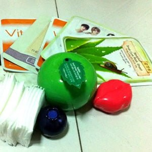 Korean Beauty Products