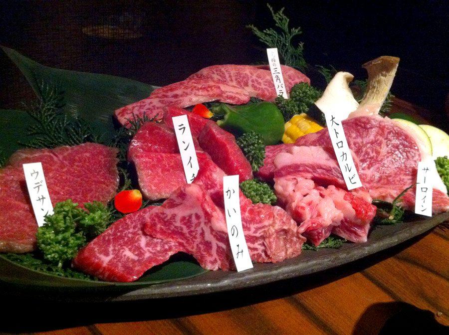 Japan Osaka Matsusyakagyu Meat