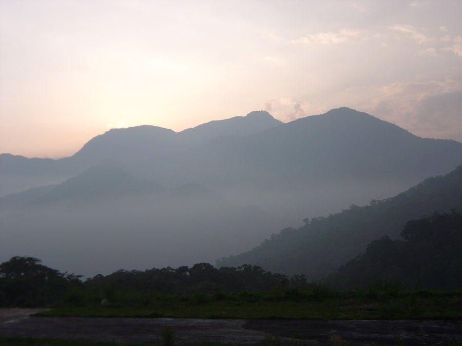Taitung Luye Gaotai Sunset