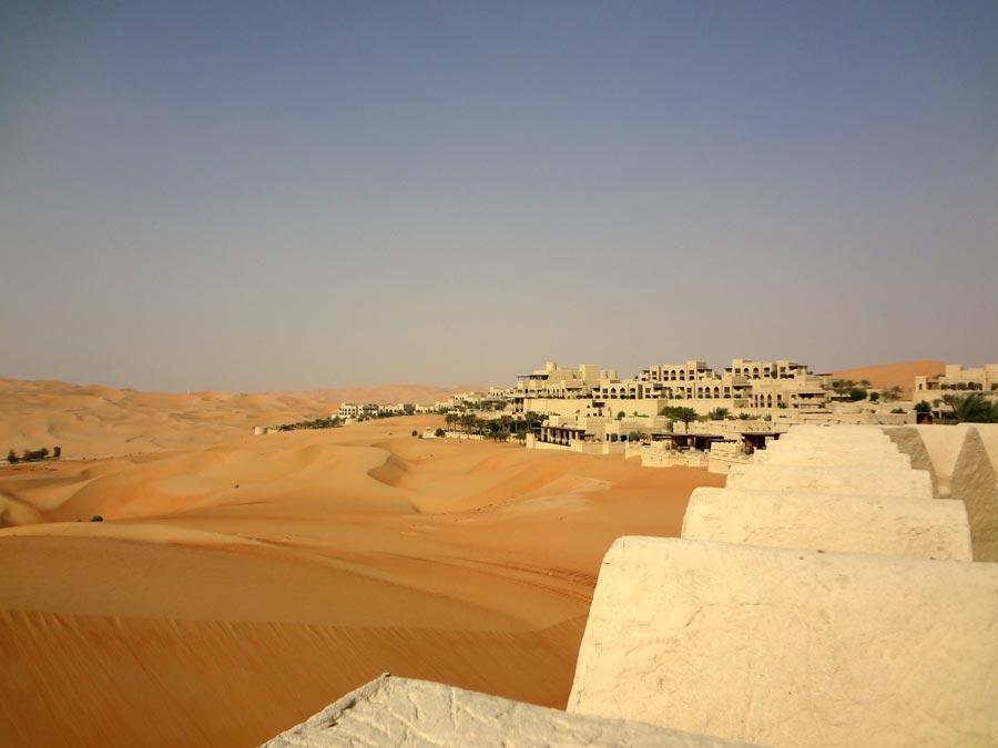 Qasr Al Sarab Wall Resort