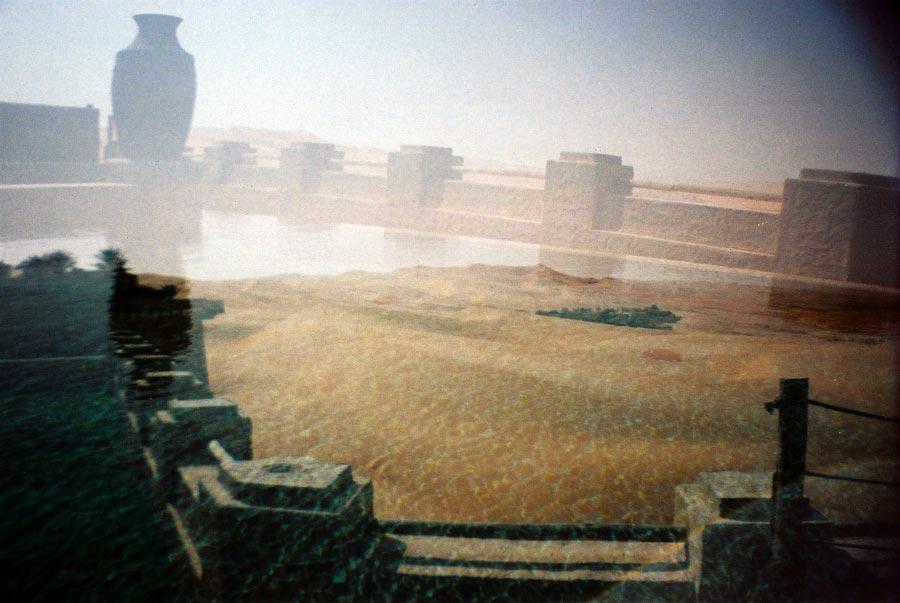 Qasr Al Sarab Pool Water Lomo