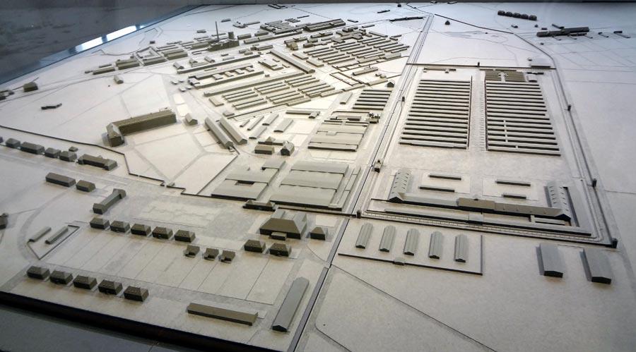 Munich Dachau Site Model