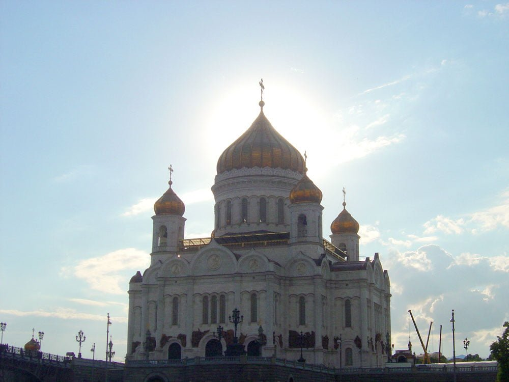 Moscow Cathedral