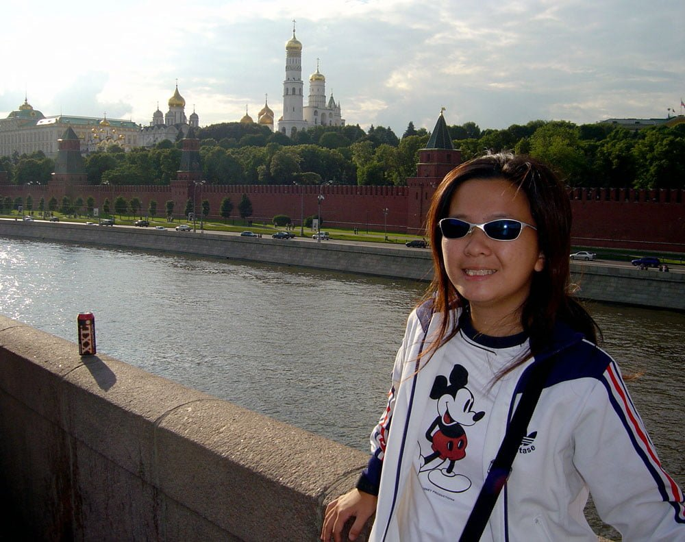 Moscow River Me