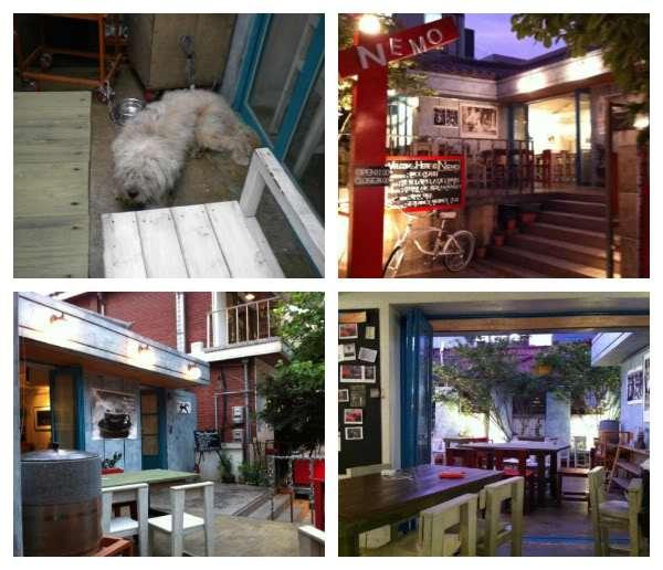 Seoul - Hongdae Nemo Cafe