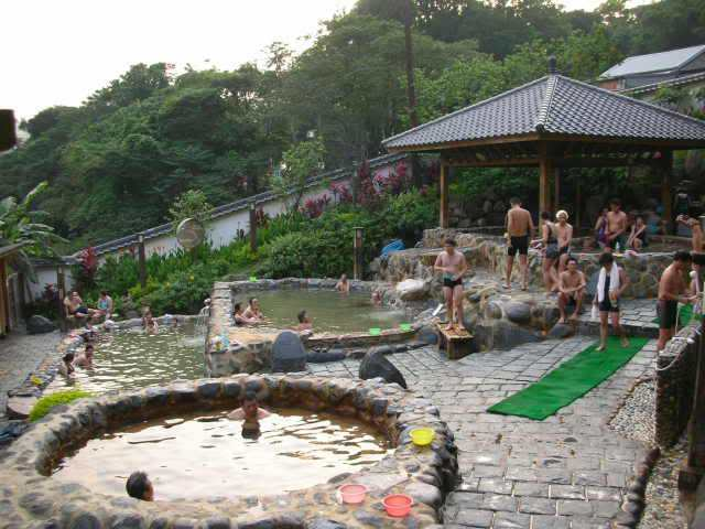 Millenium Hot Springs - Xin Bei Tou