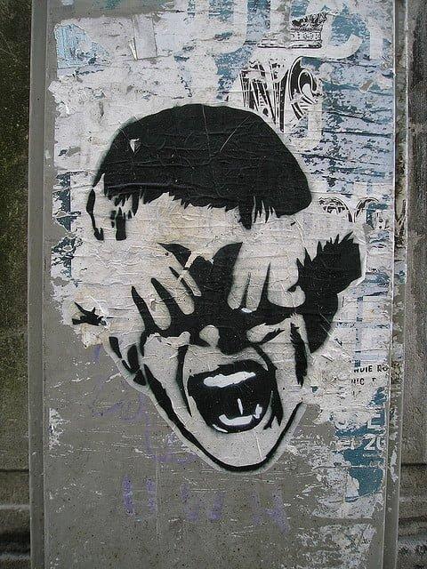 Crying Graffiti