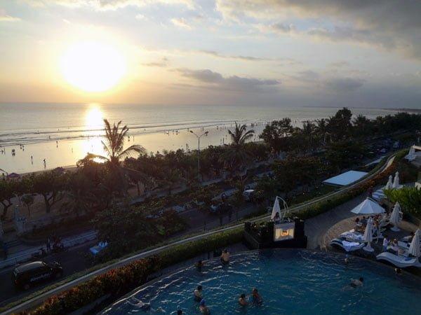 Sheraton Bali Kuta - Bene Sunset