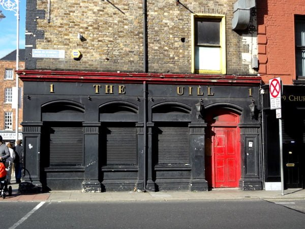 The Mysterious Dublin Shop