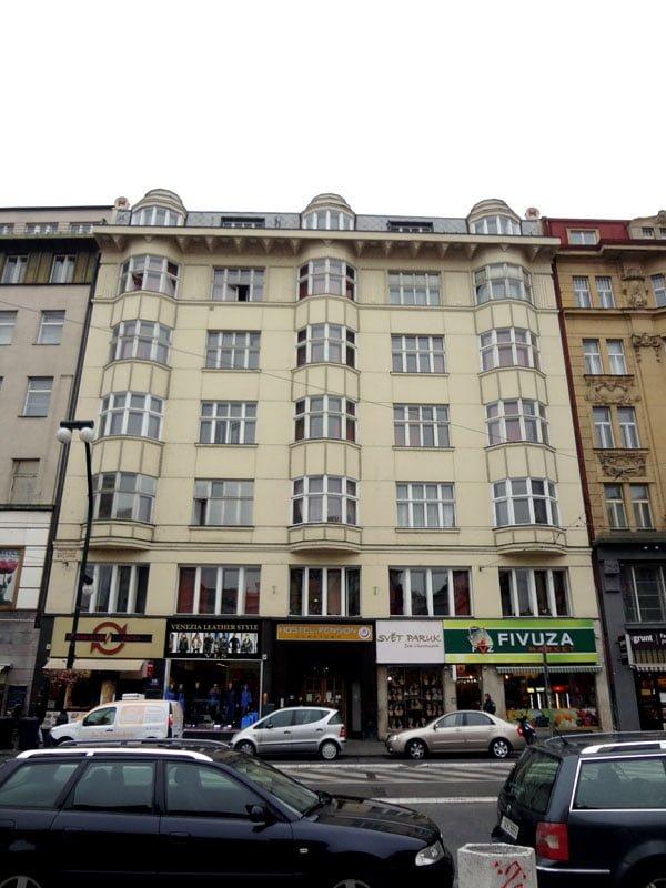 Downtown Hostel Prague
