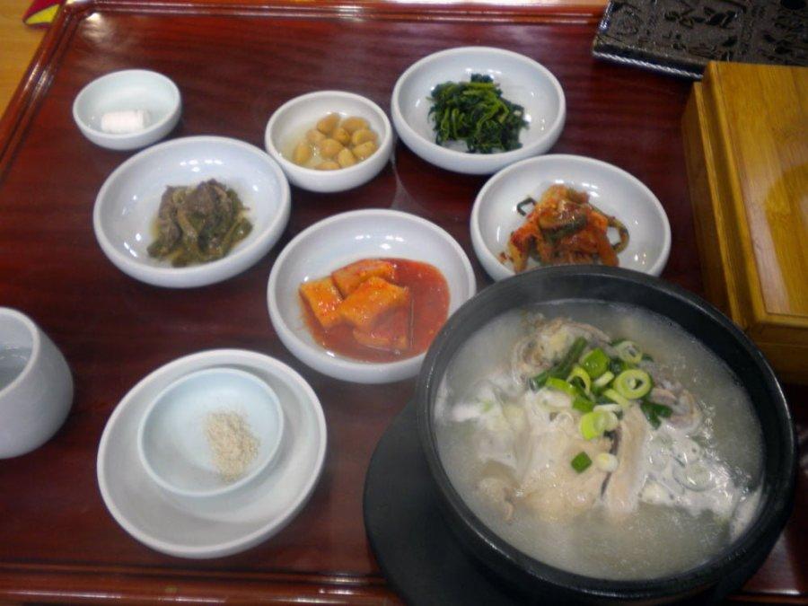 Seoul Songdo Samgyetang