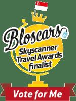 Bloscars 2014 Singapore Travel Blog