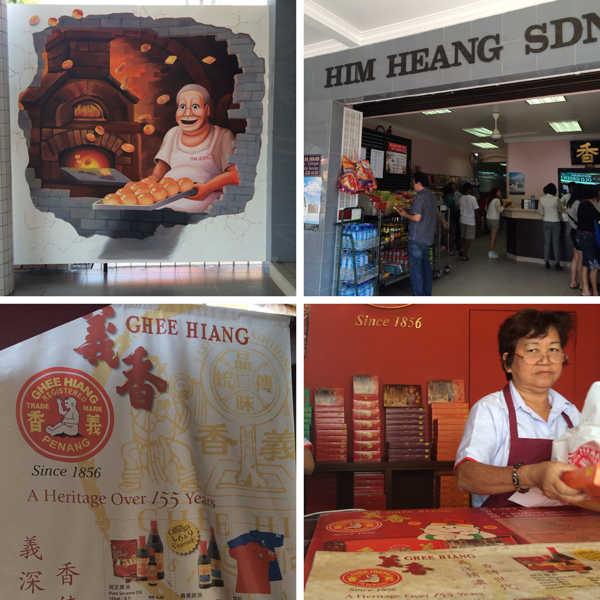 Penang Ghee Hiang and Him Heang