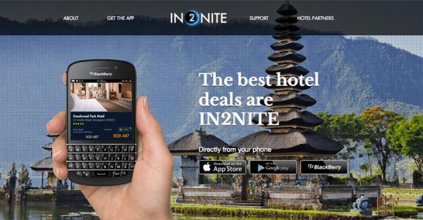 in2nite - best hotel deals