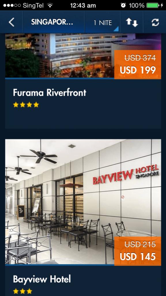 in2nite - hotels