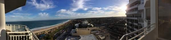 Perth Scarborough Rendezvous Balcony Panorama