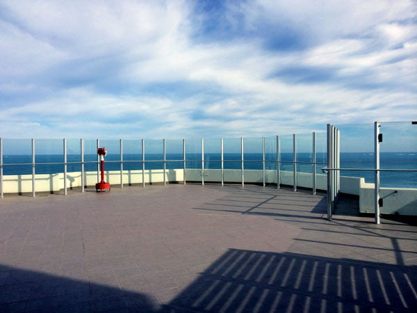 Perth Scarborough Rendezvous Viewing Platform
