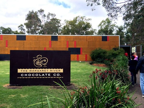 Perth Margaret River Chocolate Factory