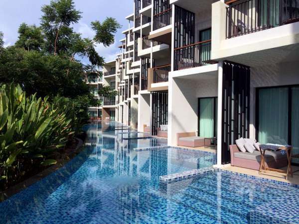 Holiday Inn Phuket Mai Khao Beach Pool Access Suite