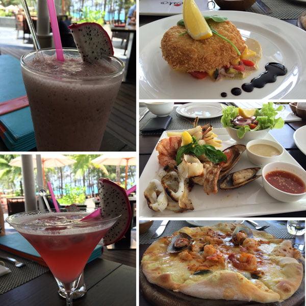 Holiday Inn Phuket Mai Khao Pesto Lunch