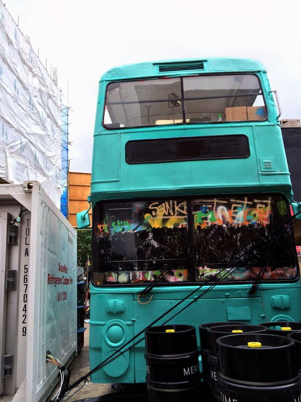 London Street Art - AltLdn Bus
