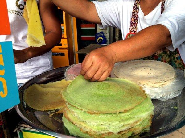 Ayuthaya - Roti Sai Mai skin