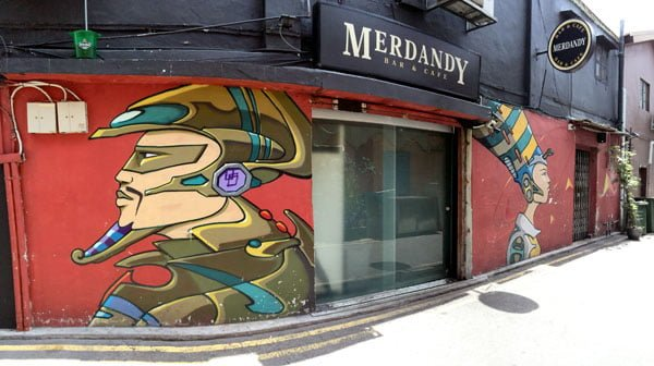 Singapore Street Art - Jaba Merdandy