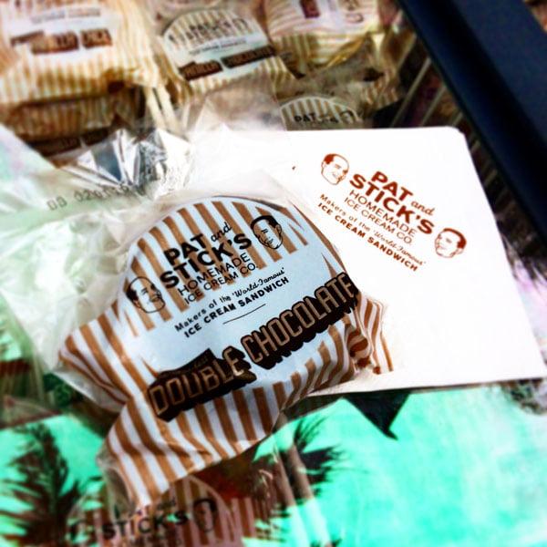 CafeFestSG - Ice Cream Cookie Sandwich