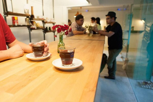Cafes in Singapore - Nylon Coffee Roasters