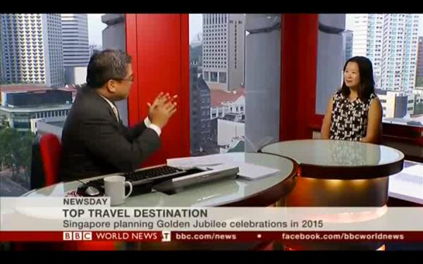 BBC Newsday 23 Oct 2014