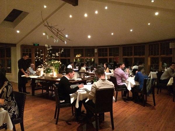 Daylesford Sault Dining Room