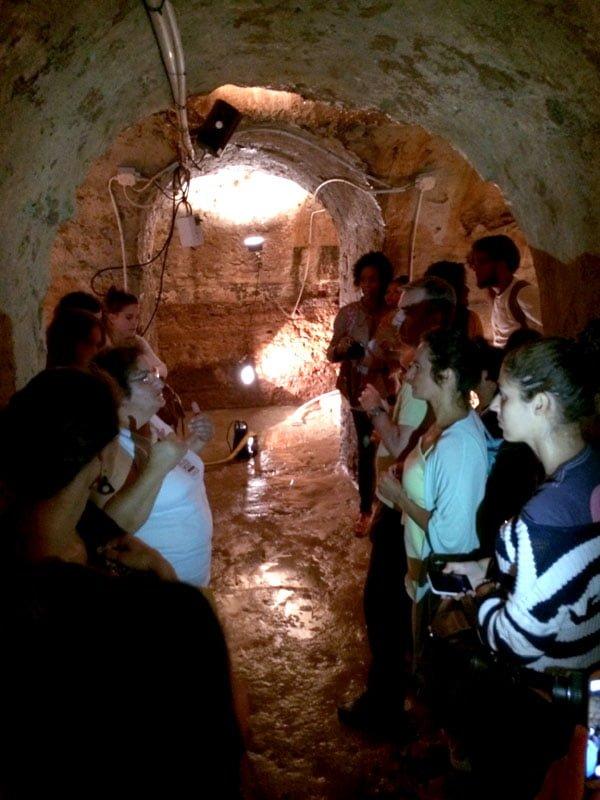 Portugal - Lisbon Roman Galleries Guide Group