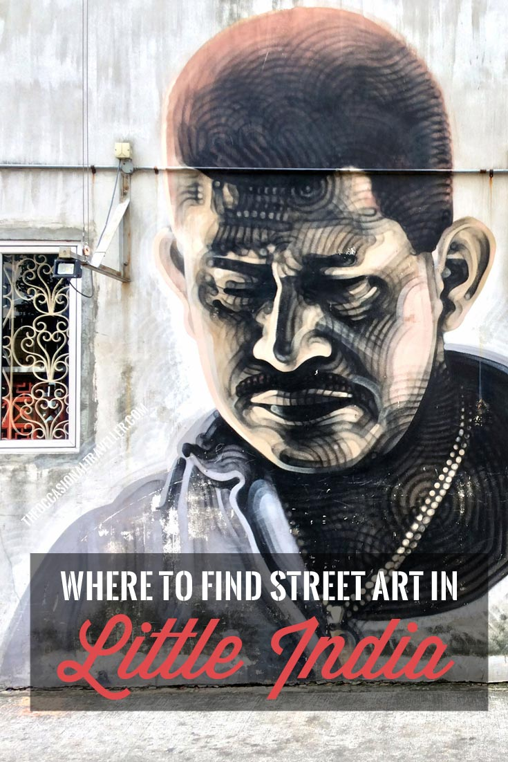 Pin it: Where to find street art in Little India