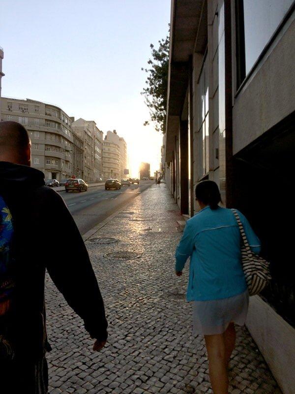 Portugal - Lisbon Street Art Amoeiras Slope