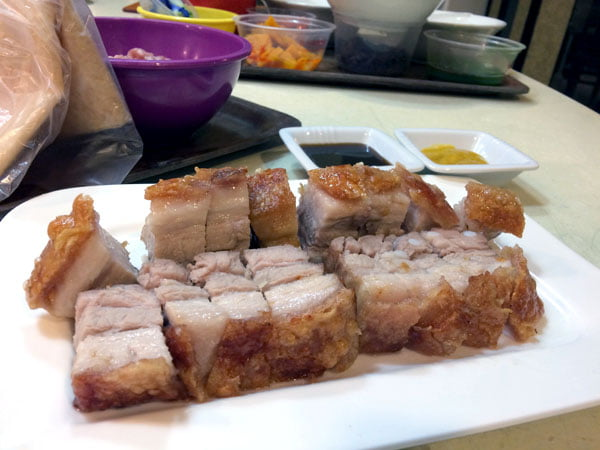 Traveling Spoon - Roast Pork